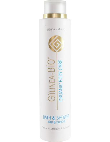 Giilinea Bio Organic Bath & Shower Gel